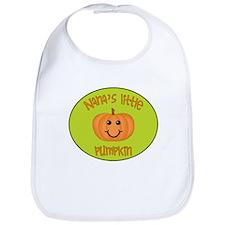 Nana's Little Pumpkin Bib