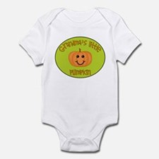Grandma's Little Pumpkin Infant Bodysuit