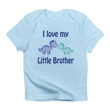 I love my Little Brother Infant T-Shirt
