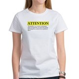 Disabled Women's T-Shirt