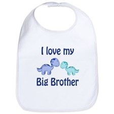 I love my big brother! Bib