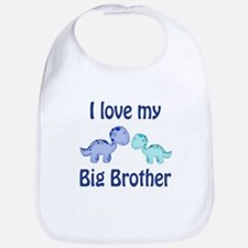 I love my big brother! Bib