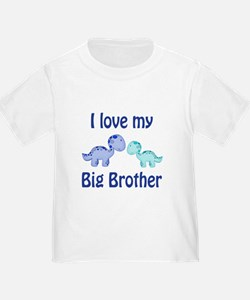 I love my big brother! T