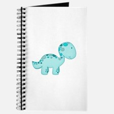 Dinosaur Blue Journal