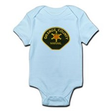 Orange County Marshal Infant Bodysuit