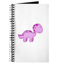 Baby Dino Purple. Journal