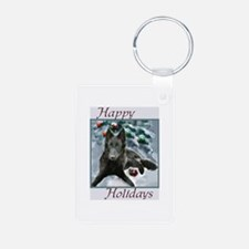 Belgian Sheepdog Keychains