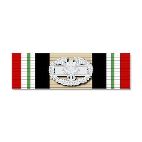 CFMB Iraq Car Magnet 10 x 3