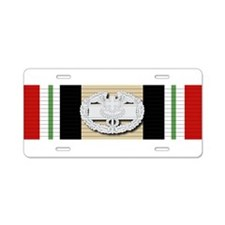 CFMB Iraq Aluminum License Plate