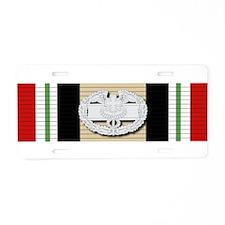 CFMB Iraq Aluminum License Plate