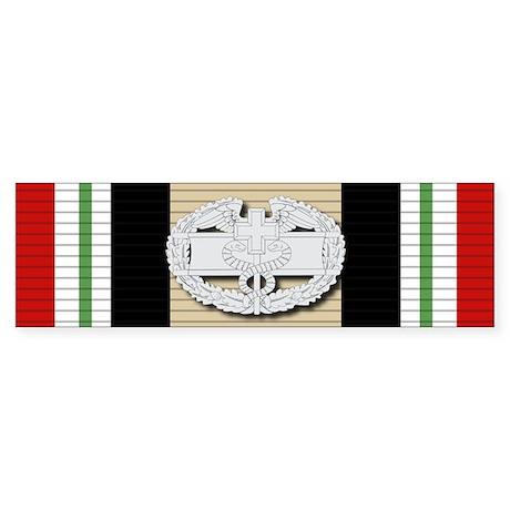 CFMB Iraq Sticker (Bumper)