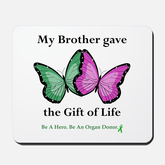 Brother Gift Mousepad