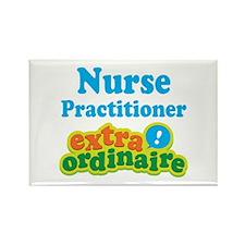 Nurse Practitioner Extraordinaire Rectangle Magnet