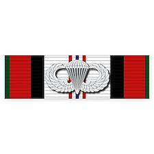 Airborne Afghanistan Bumper Sticker