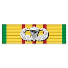 Airborne Vietnam Bumper Sticker