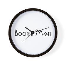 Boogie Man Wall Clock