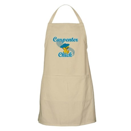 Carpenter Chick #3 Apron