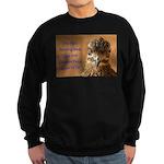 Chicken Feed Sweatshirt (dark)