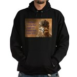 Chicken Feed Hoodie (dark)