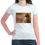 Chicken Feed Jr. Ringer T-Shirt