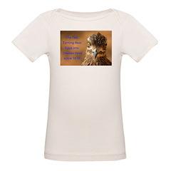 Chicken Feed Organic Baby T-Shirt