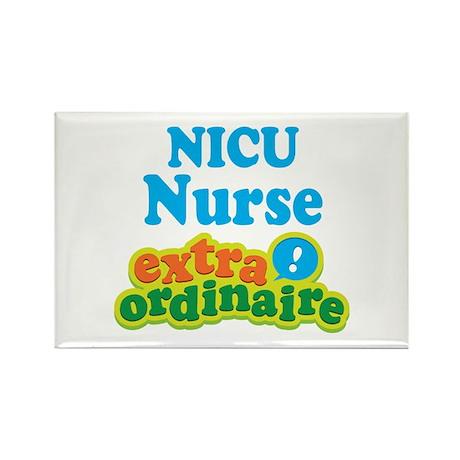 NICU Nurse Extraordinaire Rectangle Magnet (10 pac