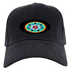 EAGLE FEATHER MEDALLION Baseball Hat