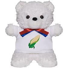 Corn Teddy Bear