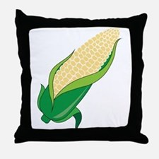 Corn Throw Pillow