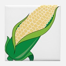 Corn Tile Coaster
