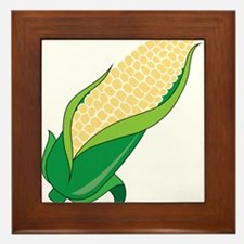 Corn Framed Tile