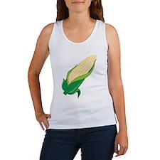 Corn Women's Tank Top