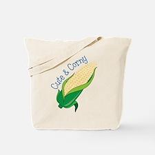 Cute And Corny Tote Bag