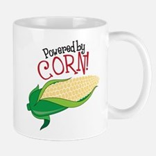 Powered By Corn Mug