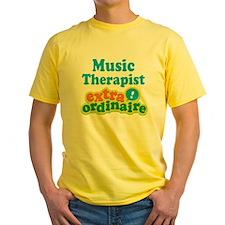 Music Therapist Extraordinaire T