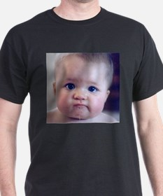 Drooling baby T-Shirt