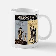 Democrats and Slavery Mug