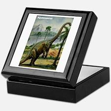 Apatosaurus Dinosaur Keepsake Box