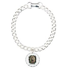 Belgian Laekenois Charm Bracelet, One Charm