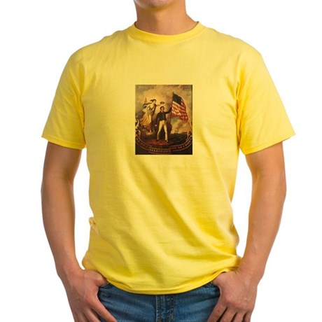 No Allegiance to the Crown Yellow T-Shirt