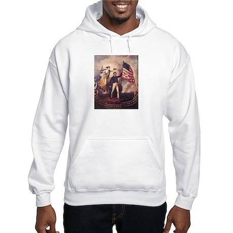 No Allegiance to the Crown Hooded Sweatshirt