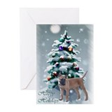 Belgian malinois christmas Greeting Cards (20 Pack)