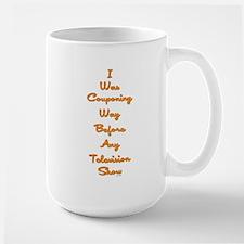 I WAS COUPONING... Mug