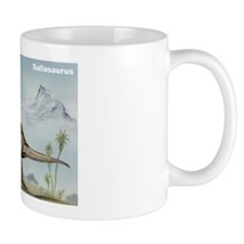 Sallasaurus Dinosaur Mug