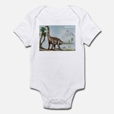 Sallasaurus Dinosaur Infant Bodysuit