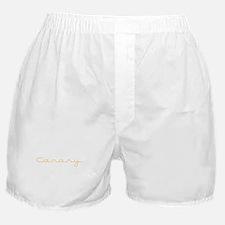 Canary Boxer Shorts