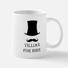 Villian for hire Mug