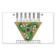 Arkham Aquarium (Innsmouth) Decal