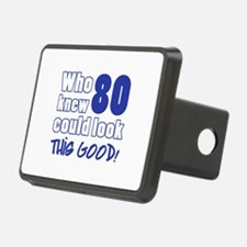 80 Years Old Looks Good Hitch Cover