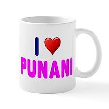 I LOVE - PUNANI Mug